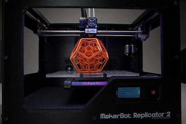 چاپگرهای سهبعدی