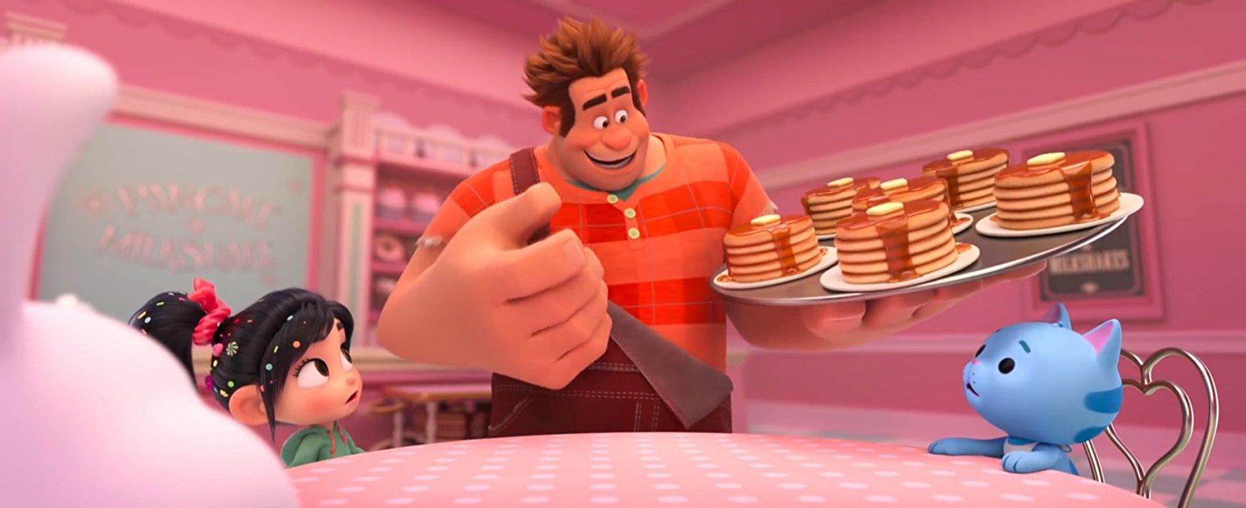 دانلود دوبله فارسی انیمیشن رالف خرابکار 2 Wreck-It Ralph 2 2018