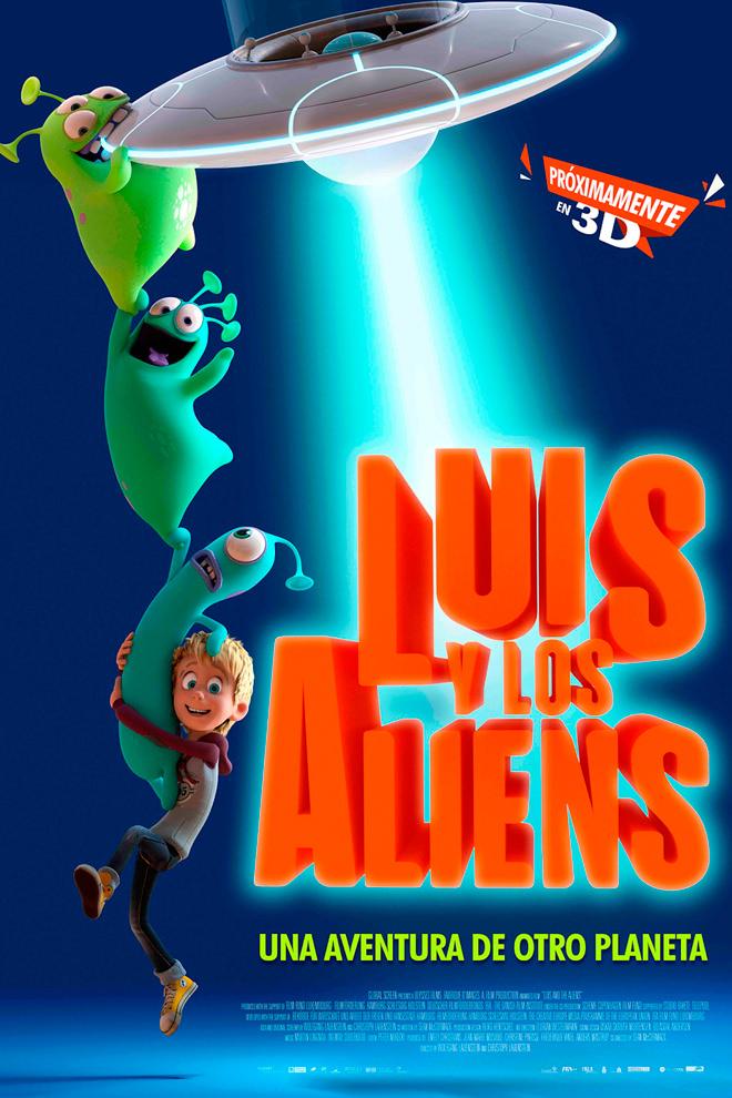 انیمیشن لوئیس و دوستان فضایی 2018 دوبله فارسی