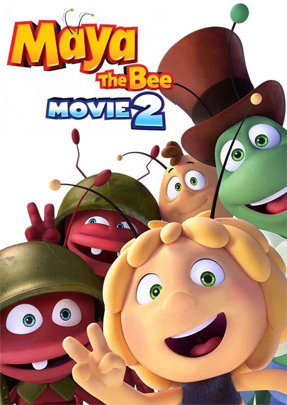 انیمیشن مایا زنبور عسل 2 Maya the Bee 2018 دوبله فارسی