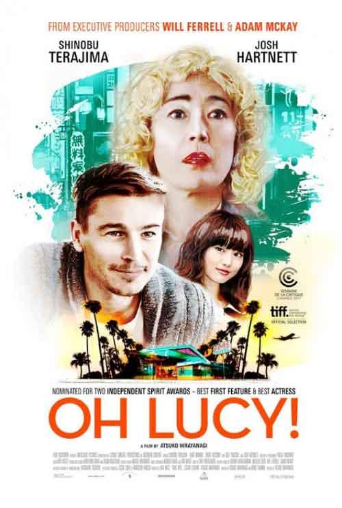 دانلود فیلم Oh Lucy 2017 با زیرنویس فارسی