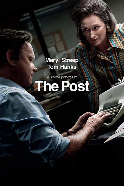 دانلود فیلم The Post 2017 با زیرنویس فارسی