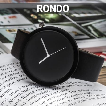 خرید ساعت مچی مردانه Rondo (مشکی)