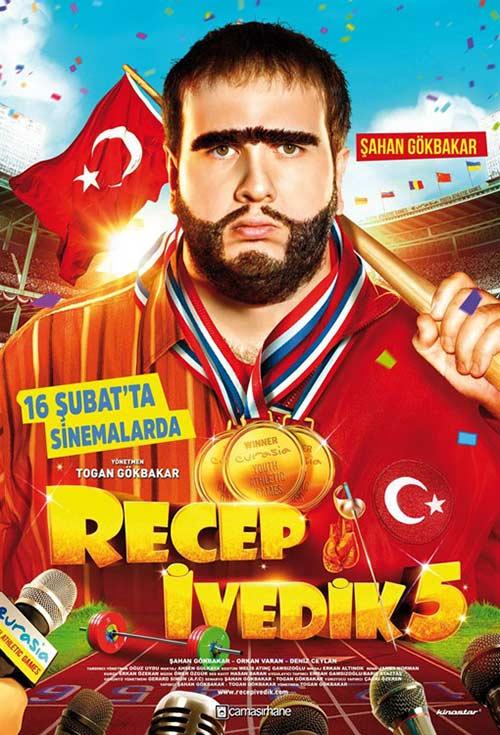 دانلود فیلم Recep Ivedik 5 2017 با لینک مستقیم