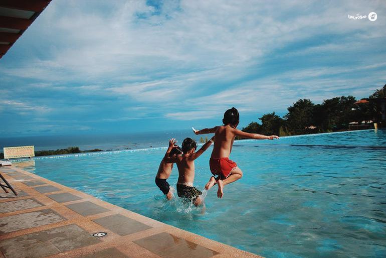 تاثیر شنا بر اندام زنان
