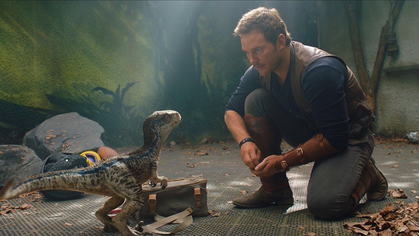 دانلود دوبله فارسی فیلم Jurassic World: Fallen Kingdom 2018