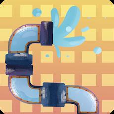 دانلود رایگان بازی Water Pipes 3 v1.0.2 - بازی پازلی لوله های آب 3 برای اندروید