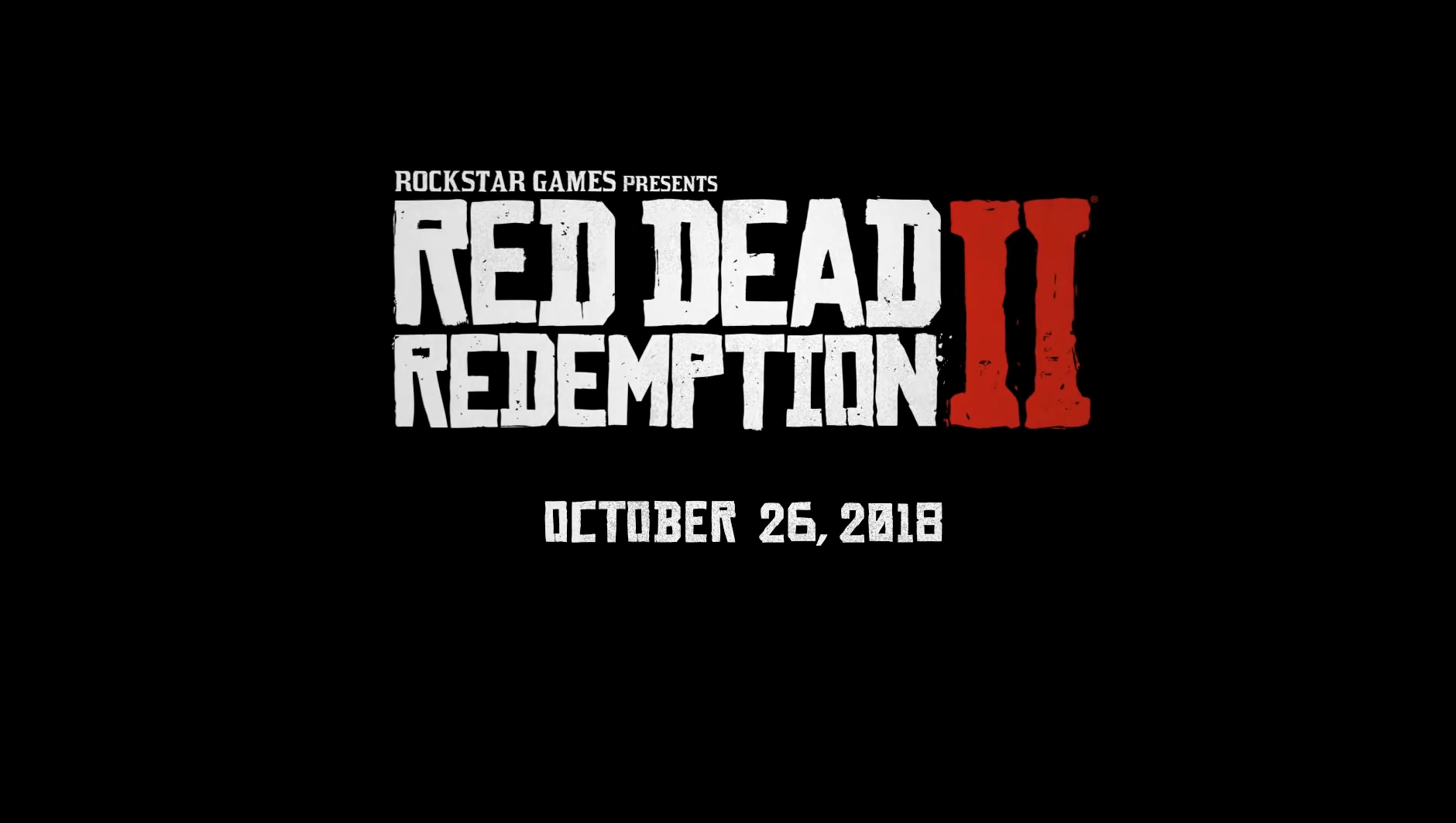 Red Dead Redemption 2 - GhostGamers2000