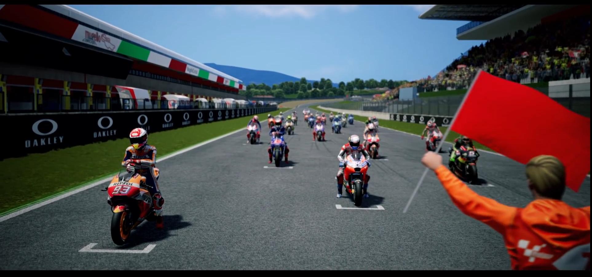 MotoGP 18 - GhostGamers2000