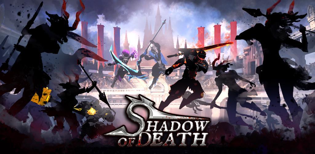 دانلود ☠Shadow of Death: Dark Knight - بازی اکشن شوالیه تاریکی برای اندروید + مود + دیتا