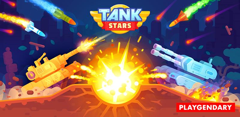 دانلود Tank Stars - بازی هیجان انگیز تانک ستاره برای اندروید و آی او اس