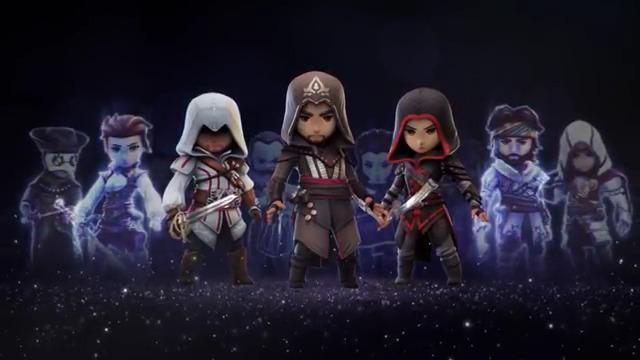 بازی اساسین کرید: شورش اندروید نسخه Assassin's Creed: Rebellion v1.4.1