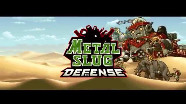 بازی حمله ی سرباز اندروید نسخه METAL SLUG ATTACK v3.7.0