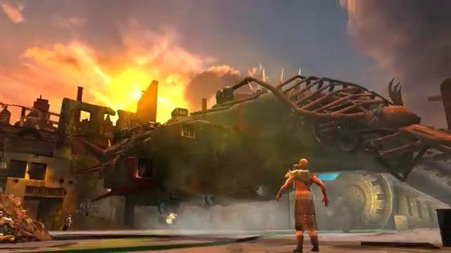 بازی مهیج طوفان شن اندروید نسخه Sandstorm: Pirate Wars v1.19.2