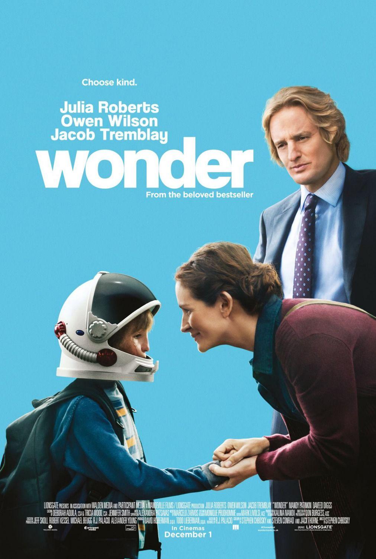 فیلم شگفتی Wonder 2017 دوبله فارسی