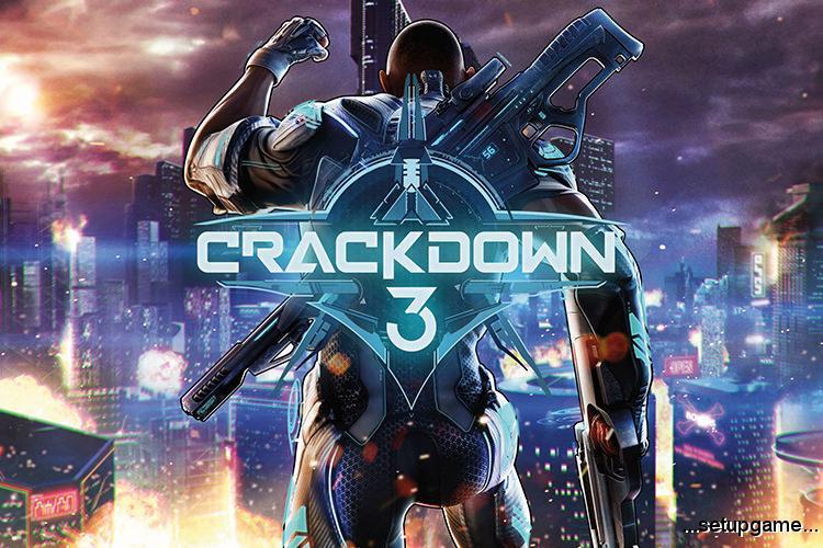 بازی Crackdown 3 تا سال 2019 تاخیر خورد
