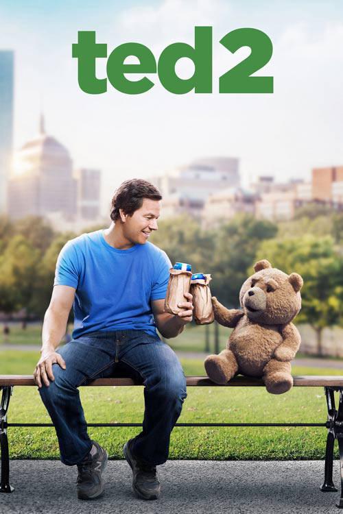 دانلود فیلم دوبله فارسی تد 2 Ted 2 2015