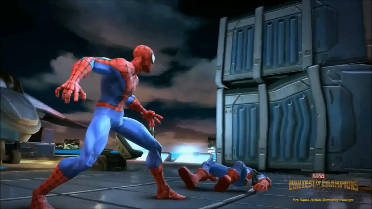 بازی رقابت قهرمانان برای اندروید نسخه Marvel Contest of Champions v18.1.0