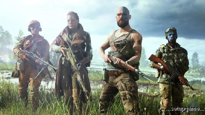 بازی Battlefield 5 به طور رسمی معرفیشد