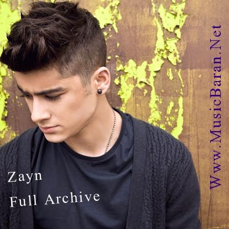 دانلود تمامی آهنگ های Zayn Malik