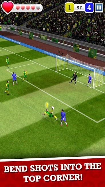 دانلود Score! Hero 1.77 - بازی فوتبال اسکور هیرو برای اندروید و آی او اس + مود