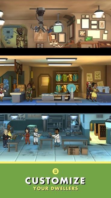 دانلود Fallout Shelter 1.13.13 - بازی خارق العاده پناهگاه فالوت برای اندروید و آی او اس + مود + دیتا