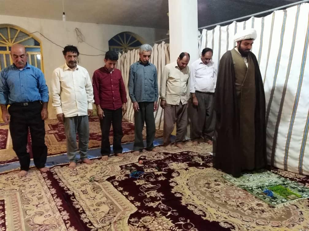 گزارش کوتاه از برنامه های فرهنگی گروه جهادی افسران ولایت در دهه آخر ماه مبارک رمضان+تصاویر