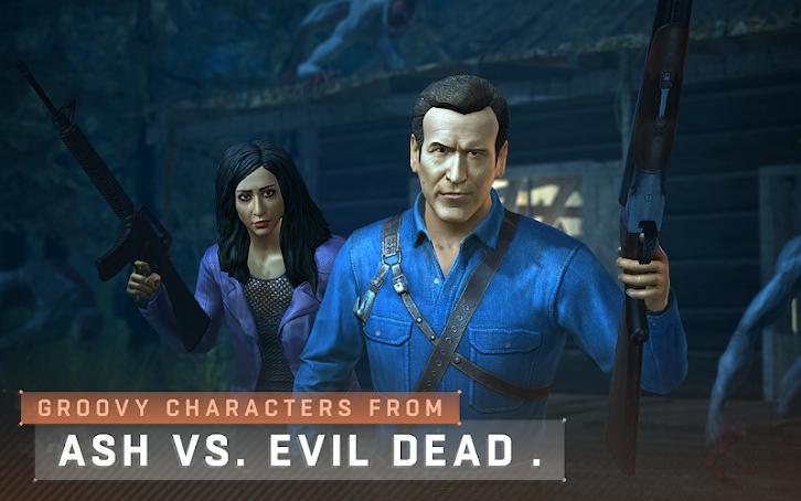 دانلود Deploy and Destroy: Ash vs ED - بازی گسترش و ویران کردن : خاکستر در برابر سرنوشت برای اندروید و آی او اس