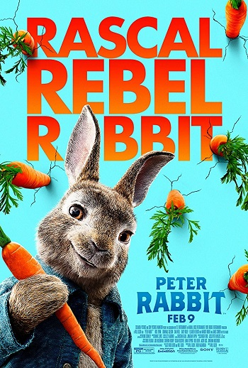دانلود انیمیشن پیتر خرگوشه دوبله فارسی