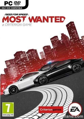 دانلود بازی need for speed most wanted 2012