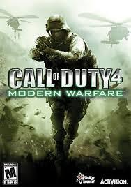 دانلود بازی Call Of Duty 4 برای pc