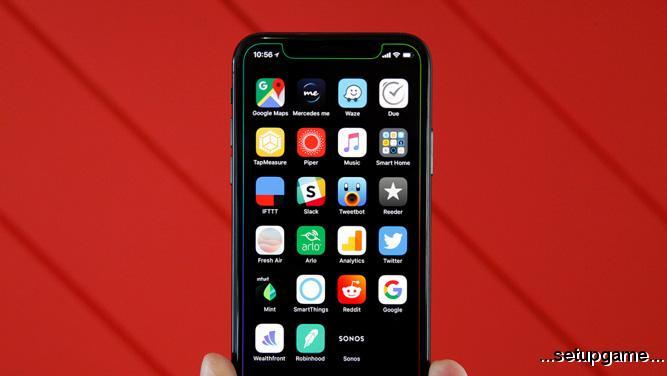 تصویر آیفون ۶.۱ اینچی و ارزان قیمت ۲۰۱۸ اپل منتشر شد