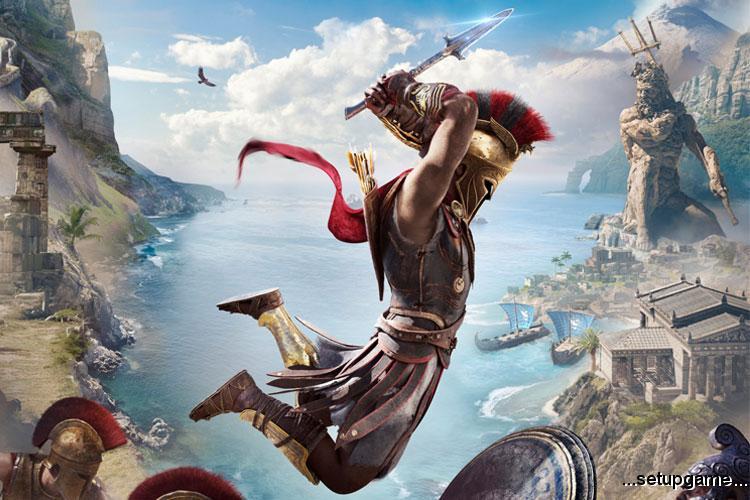 بازی Assassin's Creed Odyssey دارای طرح جلد دو طرفه خواهد بود