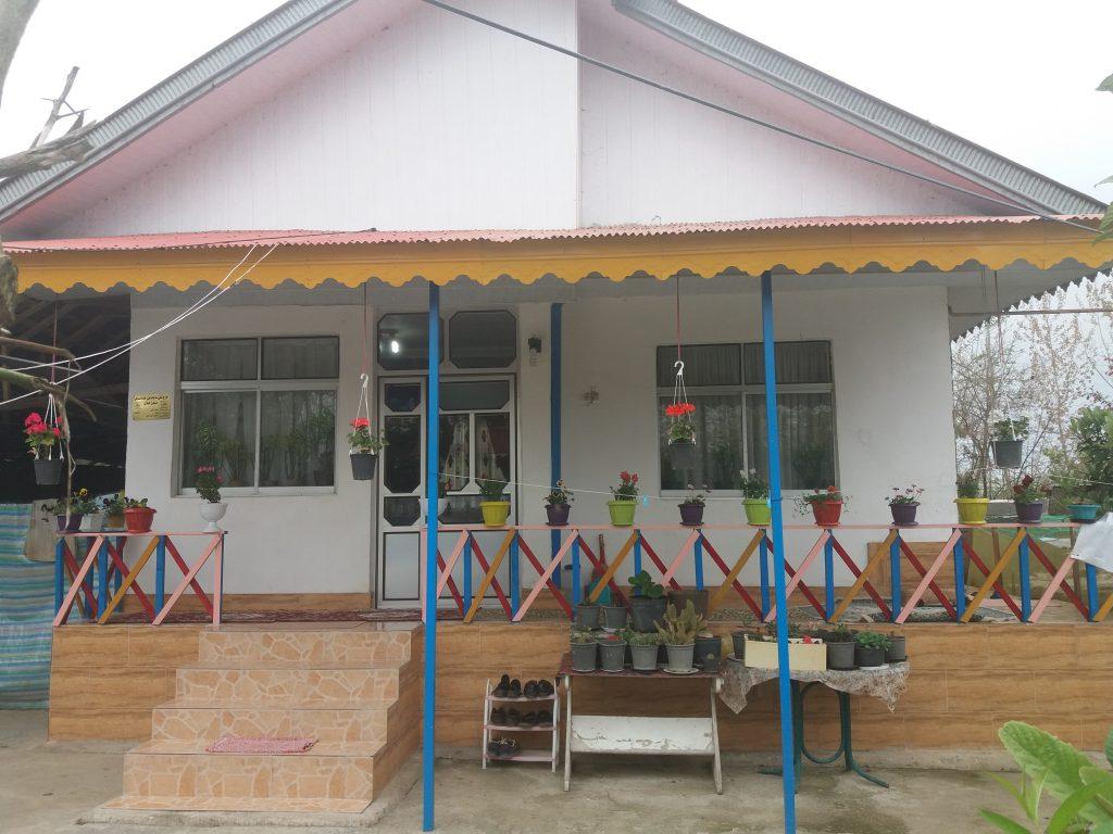 اجاره روزانه خانه روستایی در رشت – صوفیانده کد ۳۰۵۶
