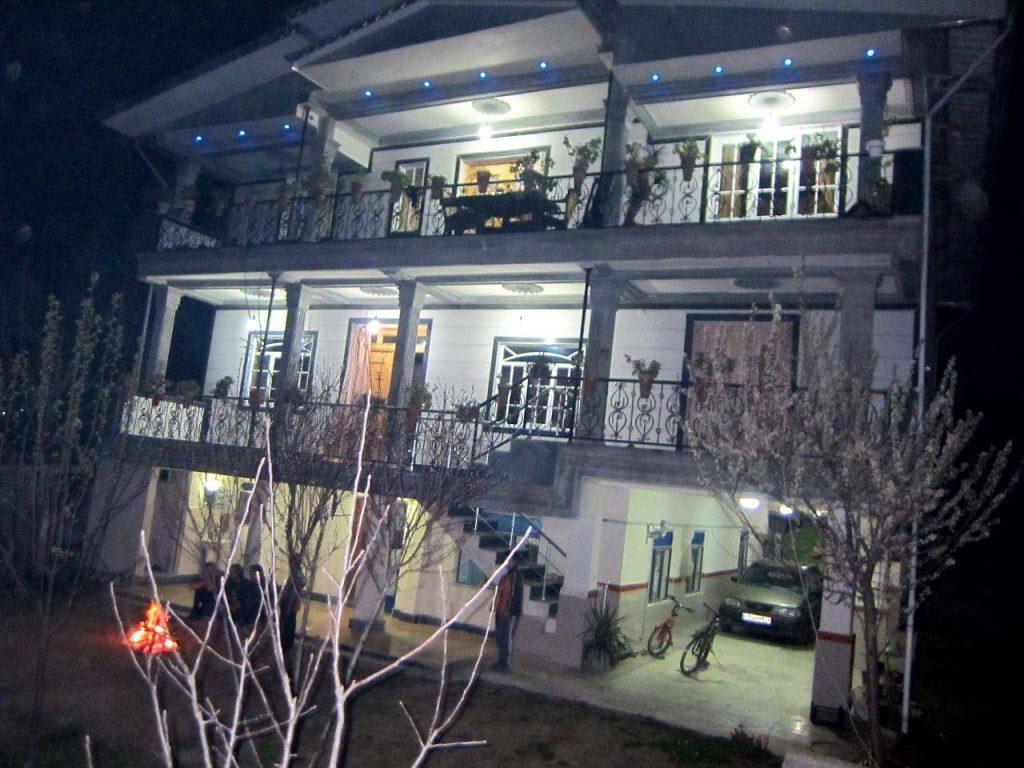اجاره ویلای دو خوابه در چوبر آستارا کد۴۰۷