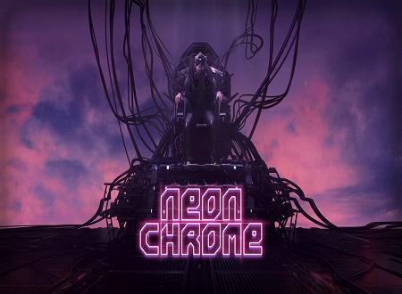 دانلود بازی Neon Chrome نئون کروم برای اندروید