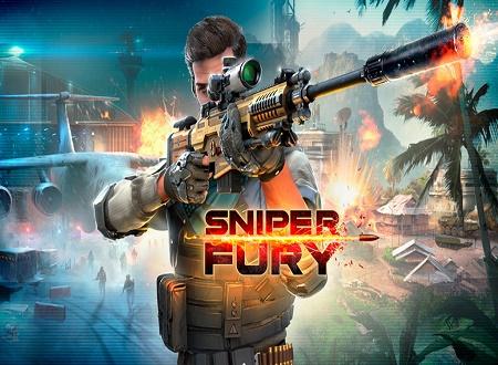دانلود بازی Sniper Fury خشم تک تیر انداز برای اندروید