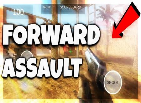 دانلود بازی Forward Assault حمله رو به جلو برای اندروید