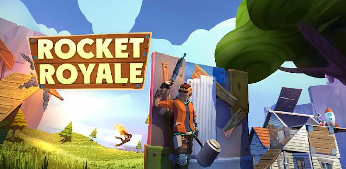 دانلود Rocket Royale - بازی اکشن راکت رویال برای اندروید