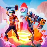 دانلود Rocket Royale 1.3.10 - بازی اکشن راکت رویال برای اندروید