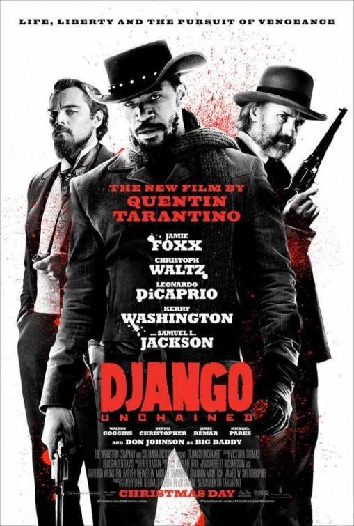 Django%20Unchained%202012.1 1 دانلود فیلم Django Unchained 2012 : رتبه ۶۰ در سایت IMDB