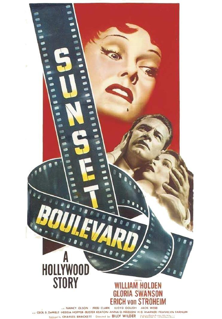 Sunset%20Boulevard%201950.1 1 دانلود فیلم Sunset Boulevard 1950 : رتبه ۵۵ در سایت IMDB