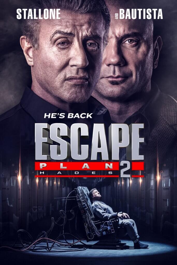 دانلود فیلم خارجی  Escape Plan 2 2018 Hades با کیفیت های متفاوت