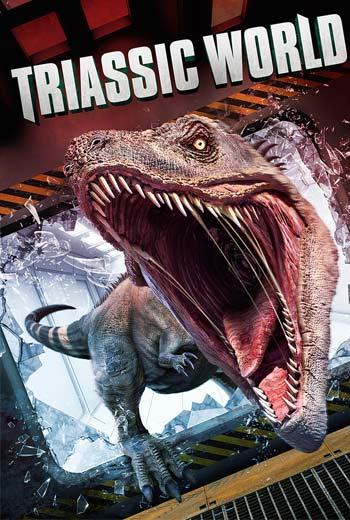 دانلود فیلم جدید Triassic World 2018 با بهترین کیفیت