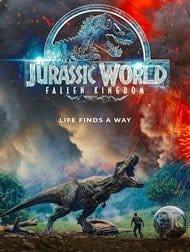 دانلود رایگان فیلم Jurassic World Fallen Kingdom 2018 با کیفیت HDTC