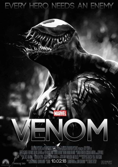 دانلود فیلم Venom 2018 با کیفیت عالی