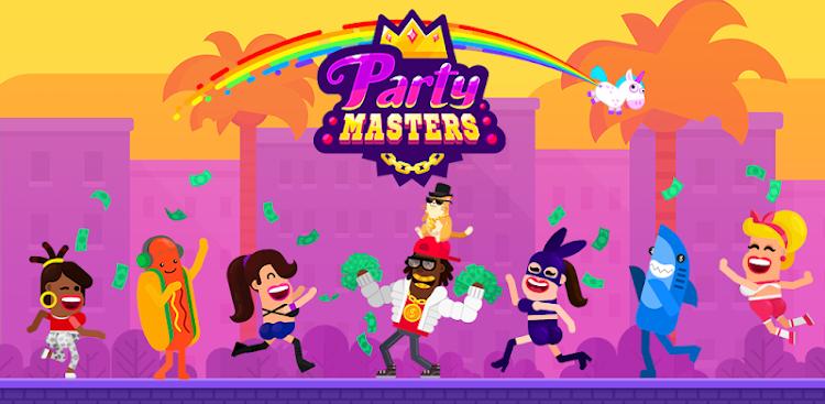 دانلود Partymasters - بازی استادان پارتی - بازی سرگرم کننده بیکار برای اندروید و آی او اس