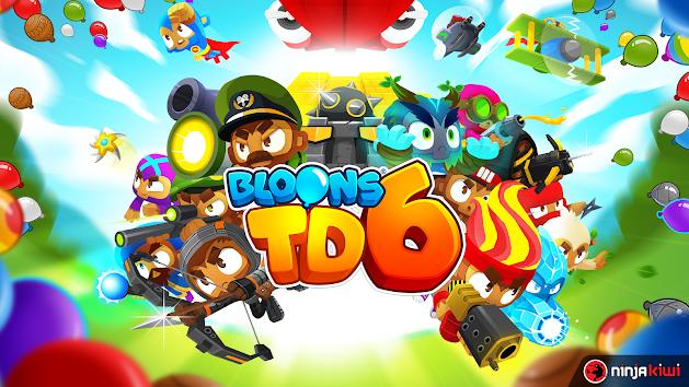 دانلود Bloons TD 6 3.1 - بازی استراتزی برج دفاعی 6 برای اندروید و آی او اس + مود + دیتا