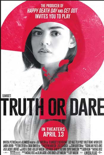 دانلود فیلم Truth or Dare 2018 با بهترین کیفیت