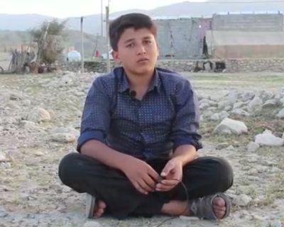 وعده های دروغ مسئولین سکوت نوجوانان روستای ایل شهر را شکست؛ ما گله مندیم!+فیلم